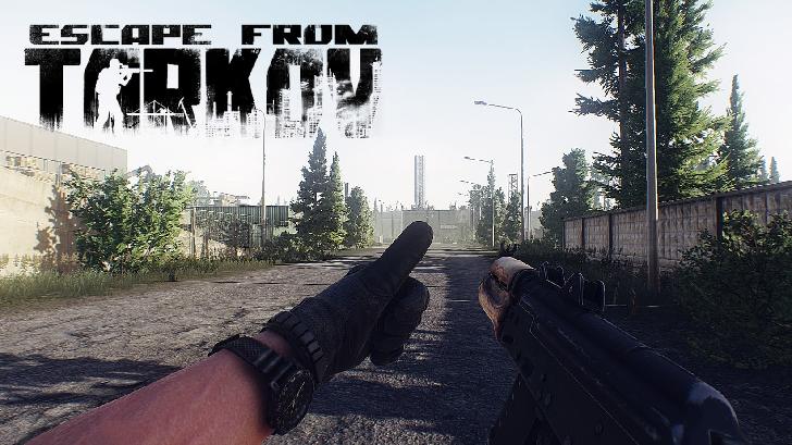 เกมยิงปืน Escape from Tarkov