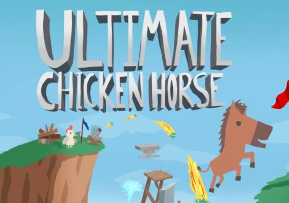 เกม Ultimate Chicken Horse เกมPC