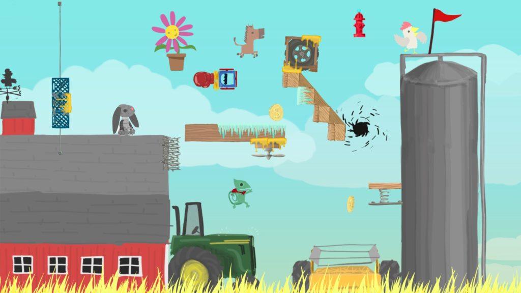เกม Ultimate Chicken Horse ข่าวเกมใหม่