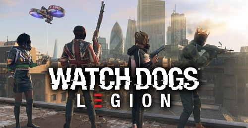 เกม Watch Dogs Legion