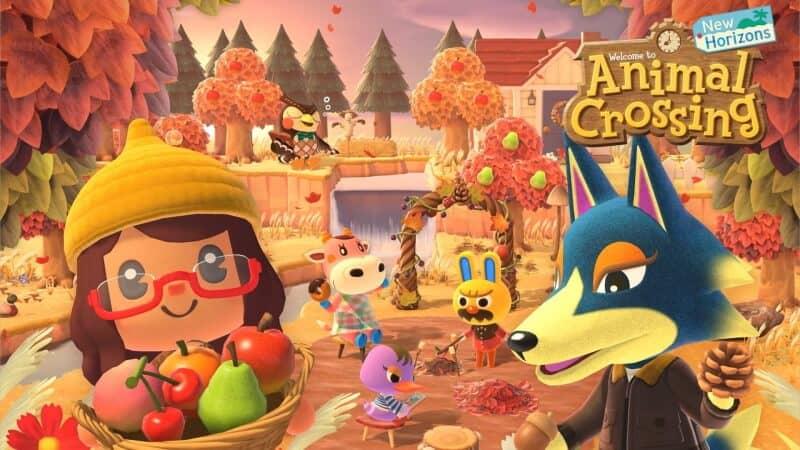 Animal Crossing เกม