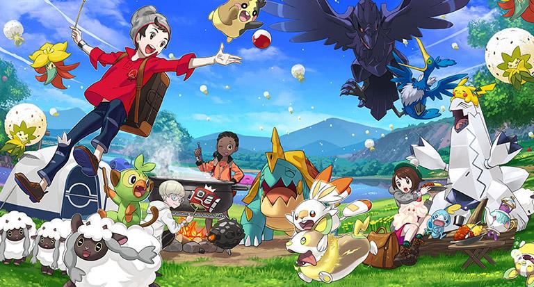 เกม Pokemon Sword
