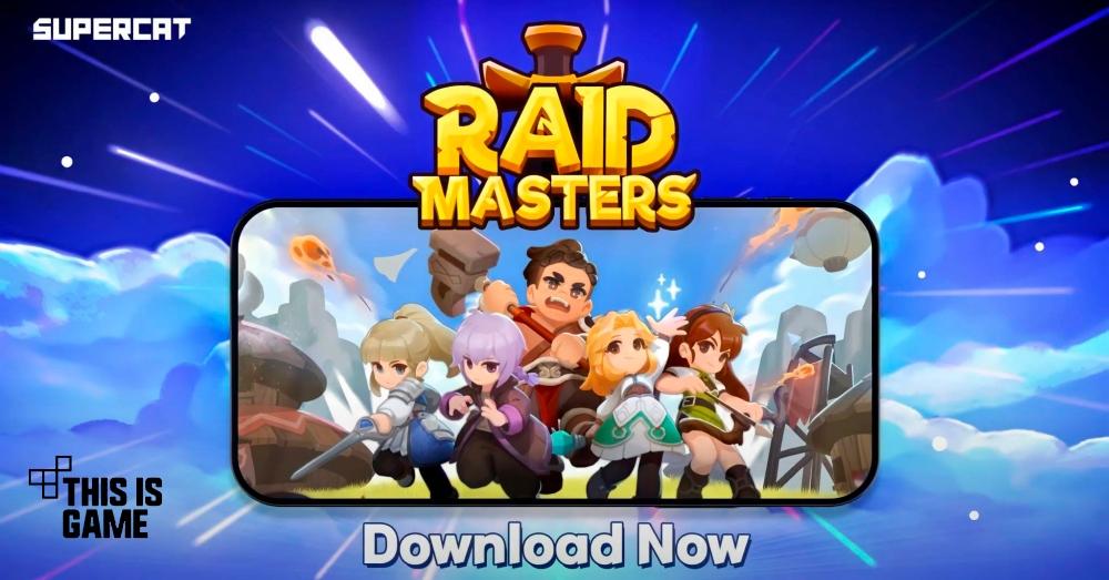 Raid Masters แนวต่อสู้