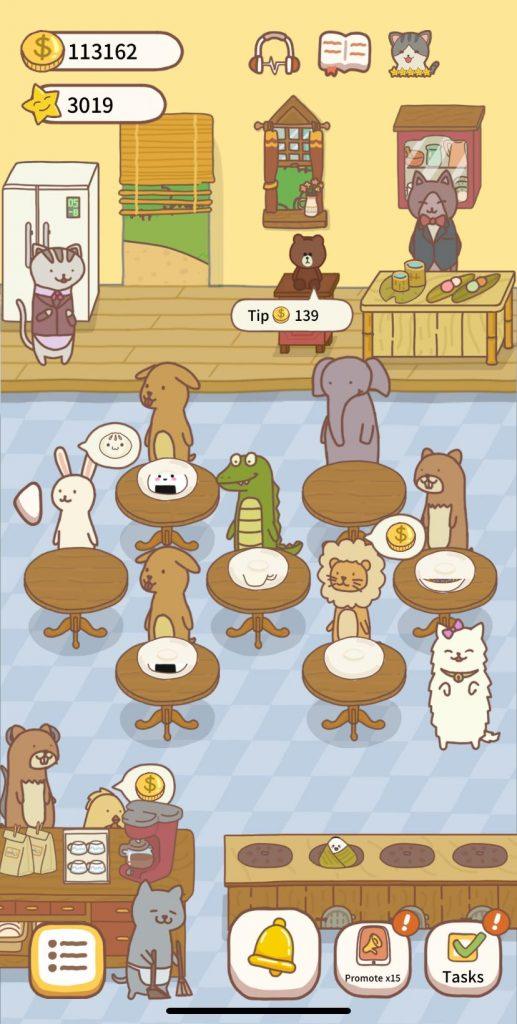 Cat Restaurant 2